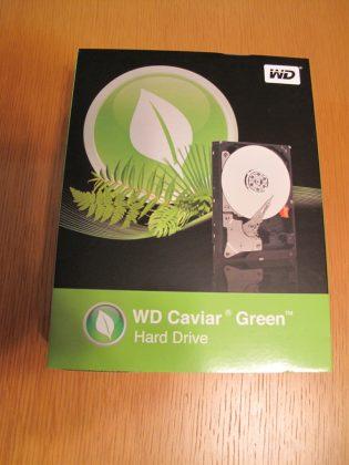 Western Digital HDD