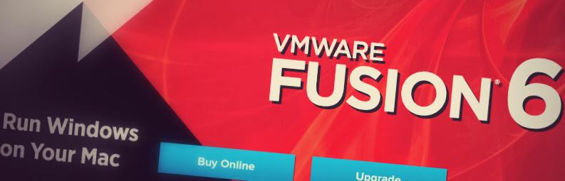 VMware Fusion 6 タイトル