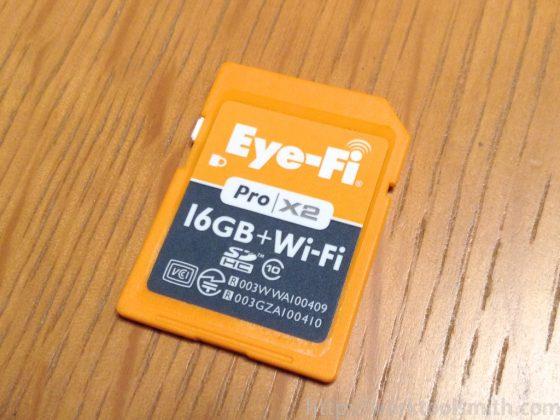 Eye-Fiカード