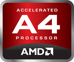 AMD APU CPU A4