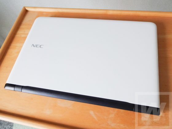 NEC Lavie NSe Review 004