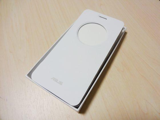 ZenFone5ケース Review 004