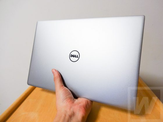 DELL XPS 13 Graphic Pro Review 030