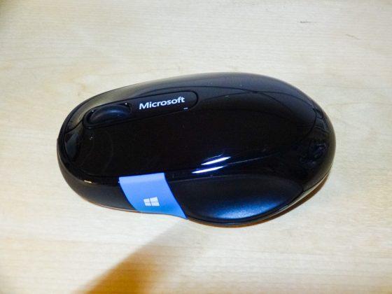 Microsoft Sculpt Comfort Mouse Review 002