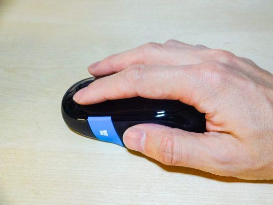 Microsoft Sculpt Comfort Mouse Review 006
