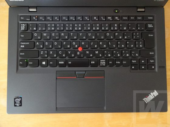 ThinkPad X1 Carbon 2015 Review 006