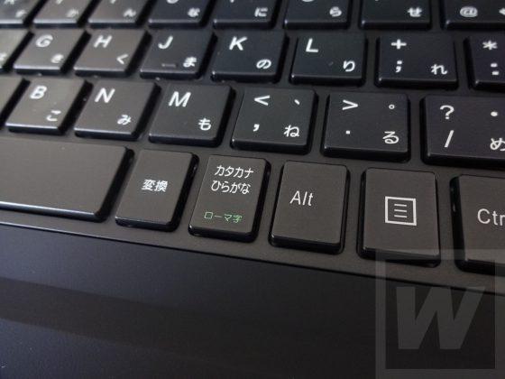 マウスコンピュータ MB-W830X2-SSD Review 014