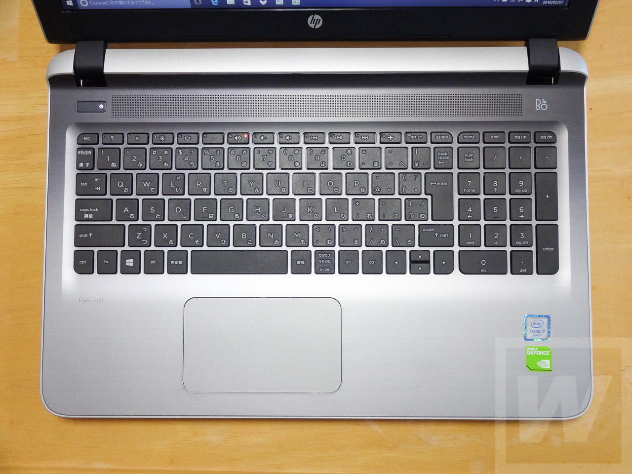 HP Pavilion 15-ab200 Review 003