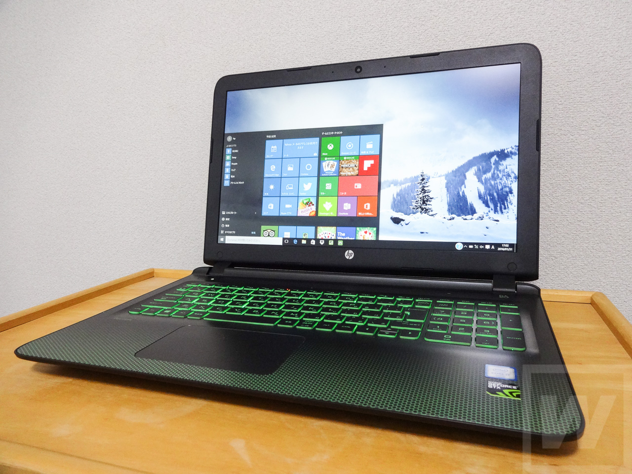 HP Pavilion Gaming 15-ak000 Review 006
