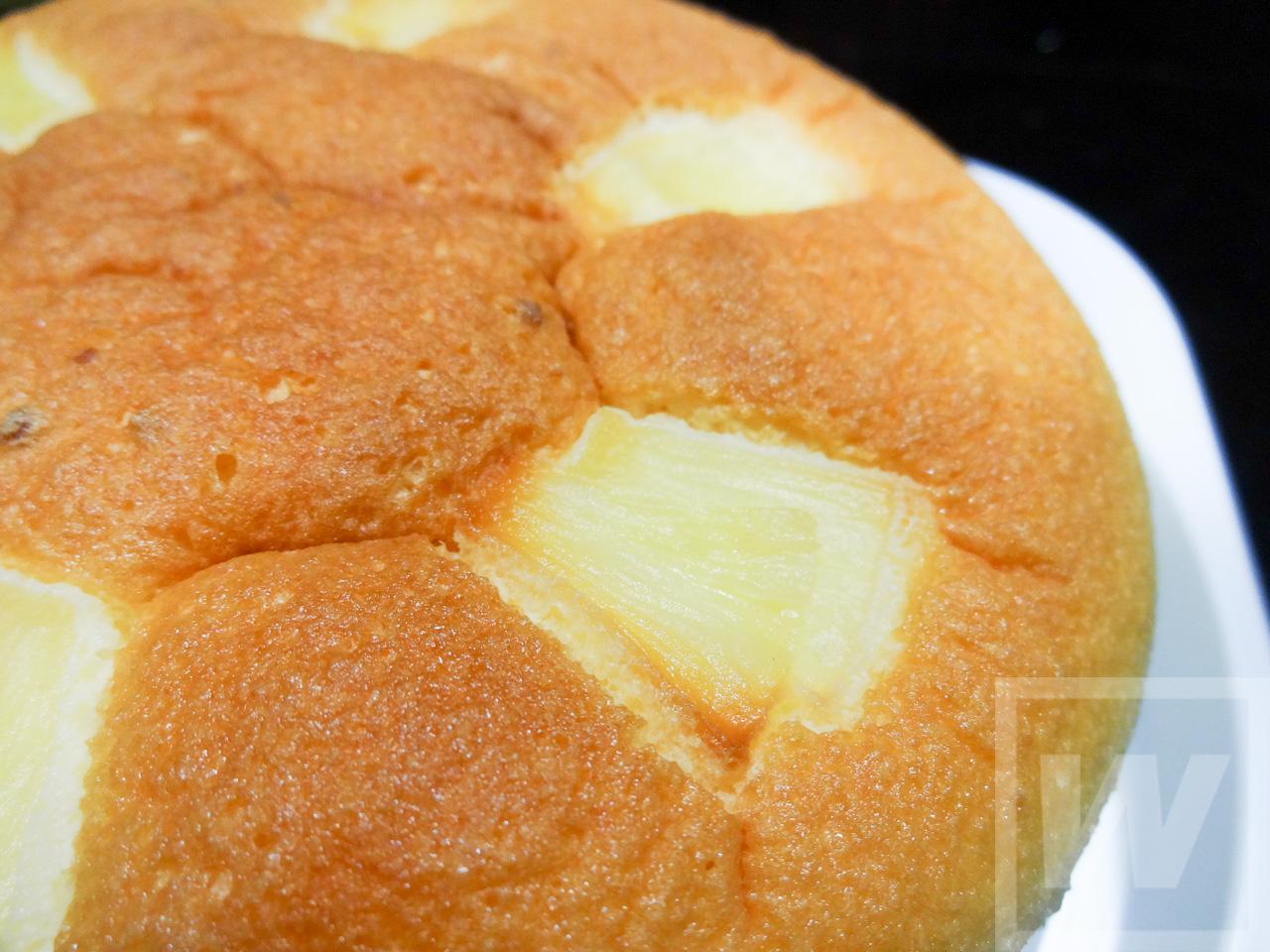 懐かしのチーズケーキ Review 003