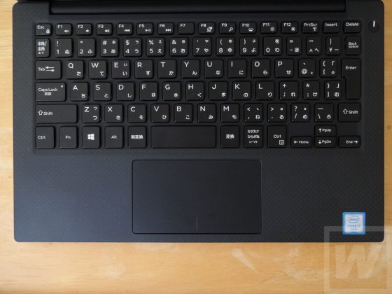 DELL XPS 13 ゴールド Review 006