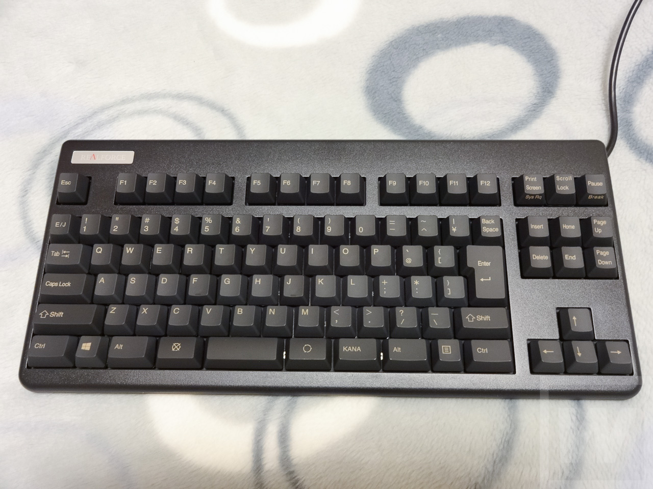 RealForce Realforce91UBK-S Review 003