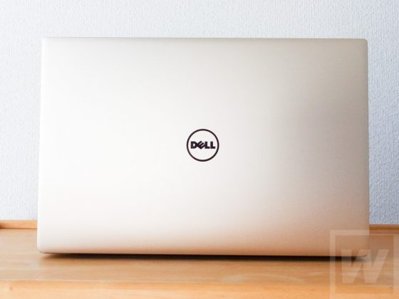 DELL XPS 13 ゴールド Review 019