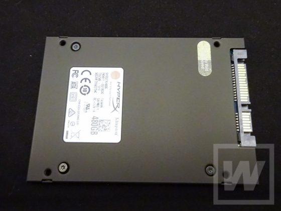 Hyper X Savage SSD 480GB Review 010