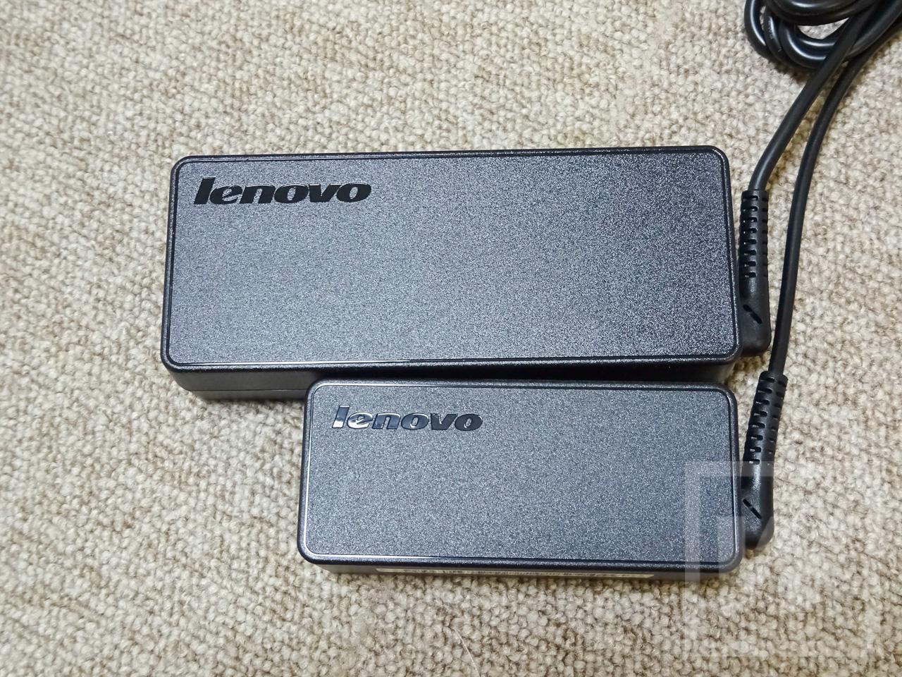 ThinkPad ACアダプタ 90W Review 001