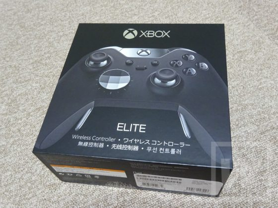 XBOX ONE Elite Controller Review 001