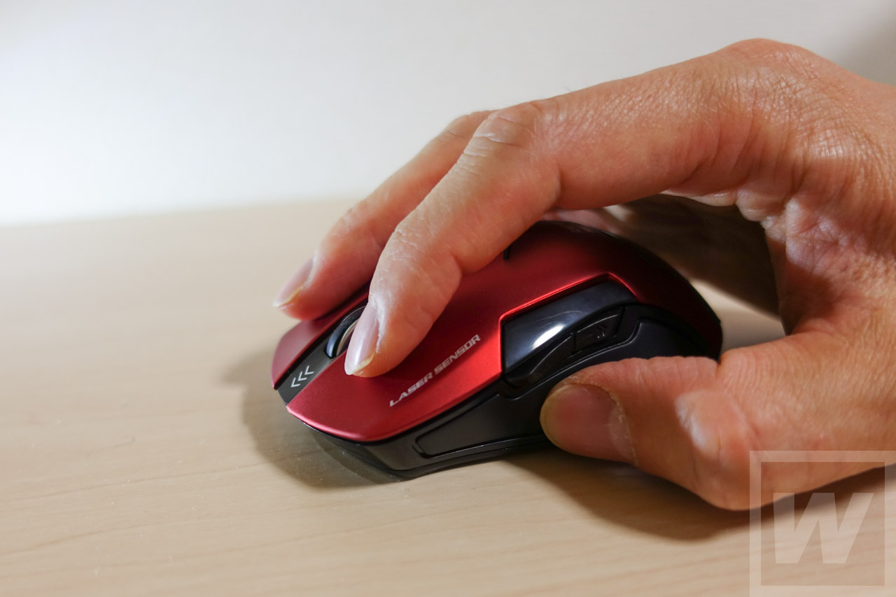 SANWA 400-MA082 Mouse Review-07
