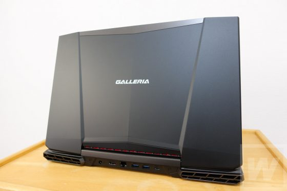 DOSPARA GALLERIA QSF960HE2 Review-22