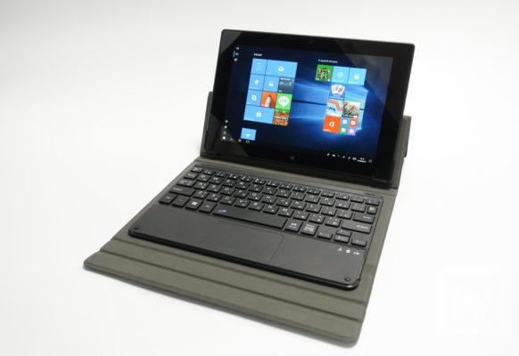 キーボード付きでわずか27,300円!パワーアップしてお安くなったWindows タブレットDiginnos DG-D09IW2SL レビュー