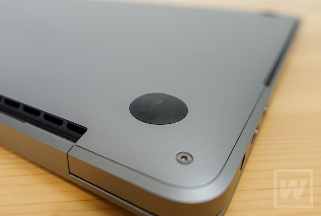 ThinkPadX1Carbon-MacBookPro 厚さ比較-レビュー-08